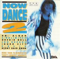 Cover  - Now Dance 2 [1992]